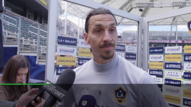 Ibrahimovic zur WM? Zlatan veräppelt Reporter