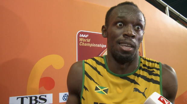 WM 2015: Bolt: Segway-Crash? Gatlins Schuld!