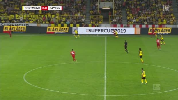 Sancho mit Mega-Solo gegen die Bayern   Supercup 2019