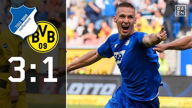 TSG Hoffenheim - Borussia Dortmund