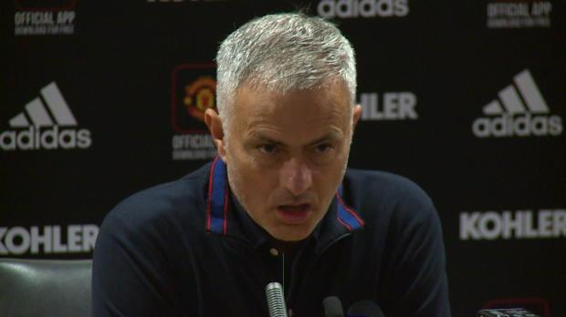 Nach Comeback-Sieg: Mourinho ätzt gegen Medien