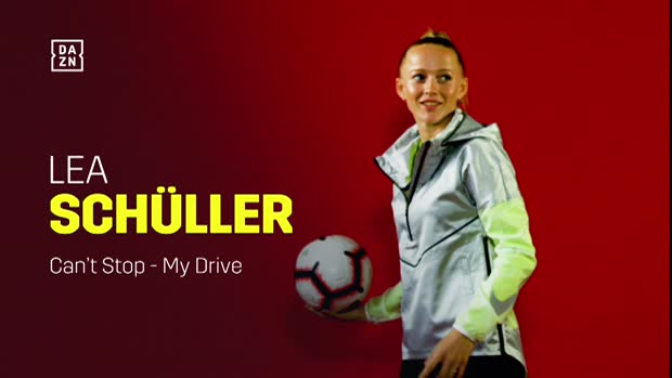Lea Schüller: Can´t Stop - My Drive