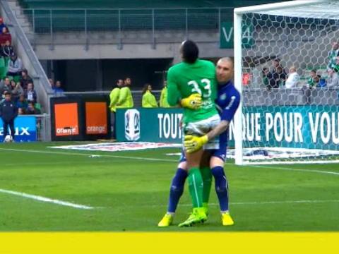 لقطة: الدوري الفرنسي: أجمل 5 لحظات مجنونة.. في مارس