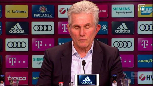 """Heynckes zu James: """"Kann noch besser spielen"""""""