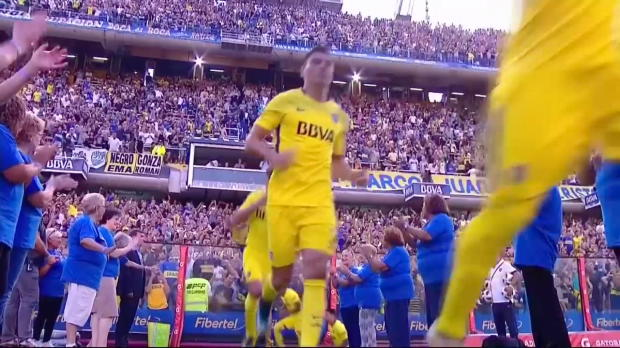 Boca Juniors - Tigre