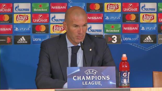 Zidane: Heimschwäche? Kein Grund zur Sorge!