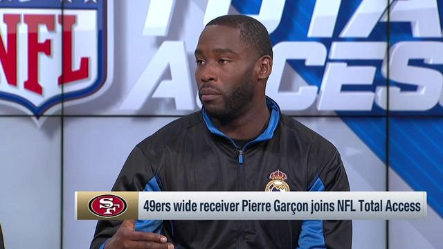 Garcon: Hoyer's relationship with Kyle Shanahan will help us acclimate