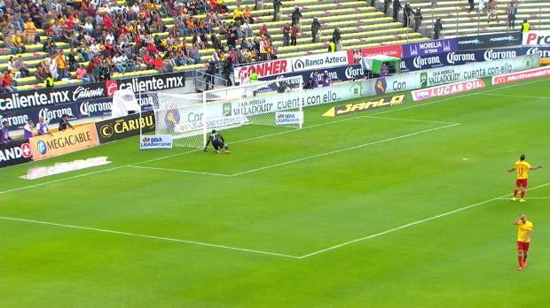 M�xico - Guti�rrez la rompe para Pachuca