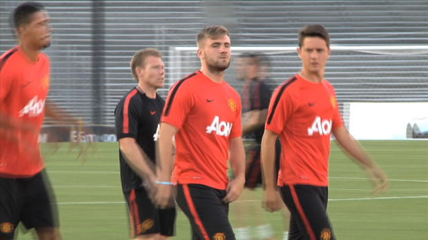 Foot Transfert, Mercato : P.League - Man Utd, Shaw et Herrera impatients d'en découdre