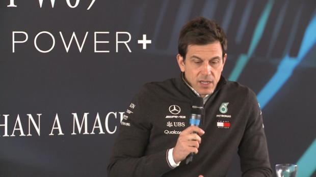 """F1: Wolff: Konkurrenz? """"Motiviert uns total!"""""""