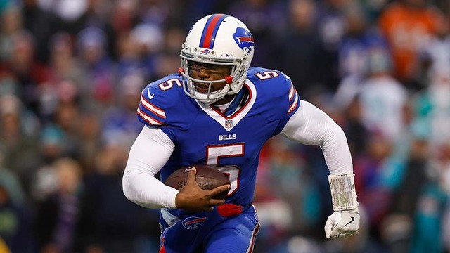 What should Bills do with Tyrod Taylor?