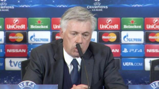 """Ancelotti hadert nach 0:0 mit """"Kleinigkeiten"""""""