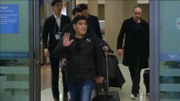 Ho visto Maradona... in Sud Corea