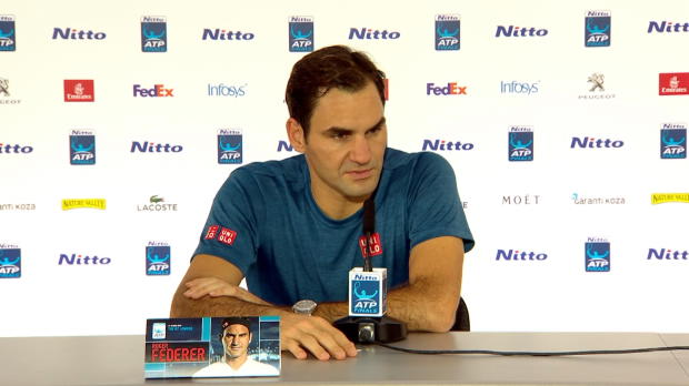 """Basket : Masters - Federer - """"Pas le plus mauvais tie-break du monde"""""""