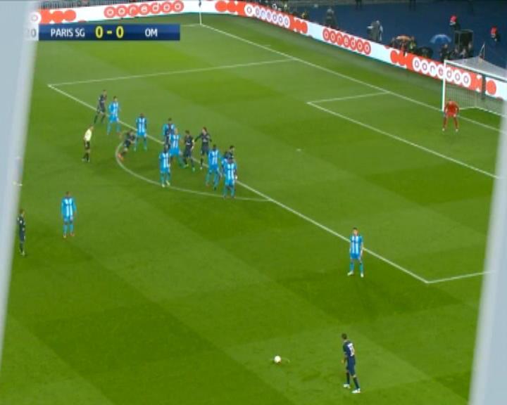 كرة قدم: الدوري الفرنسي: باريس سان جيرمان 0-0 مرسيليا