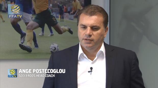 FFA TV | Ange talks Socceroos