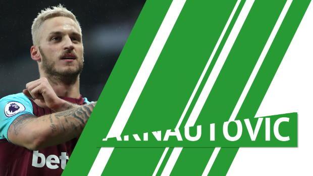 Marko Arnautovic: West Hams Topscorer im Profil