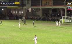 James Troisi's excellent goal made it Victory 2-0 over Brisbane Roar