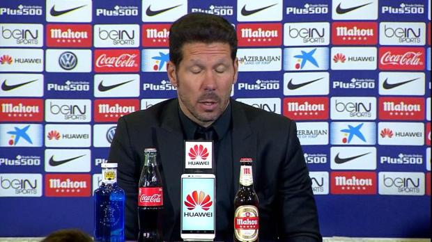 """Simeone: """"Punkte das absolut Wichtigste"""""""