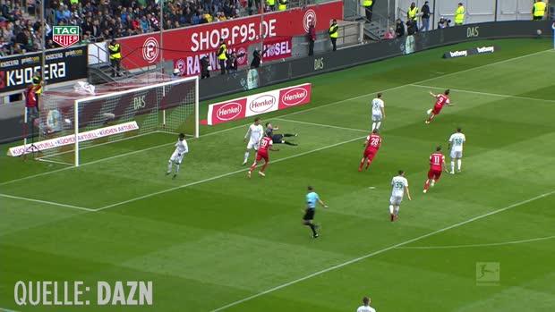 10 Tore für Düsseldorf - Bringt Raman Schalkes Offensive in Schwung?