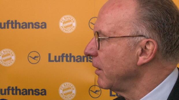 """Rummenigge: """"FIFA gefährdet Spieler-Gesundheit"""""""