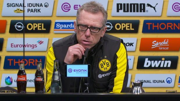 Peter Stöger über BVB-Siege und Baustellen