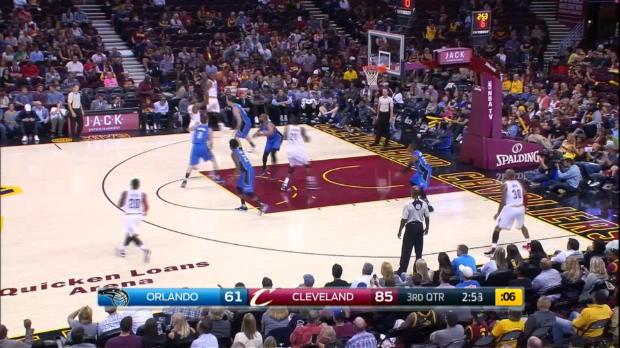 Basket : NBA - Cavaliers - LeBron & co. démarrent bien la pré-saison