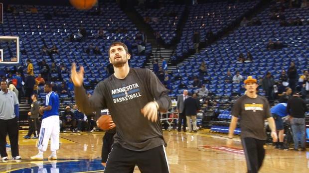Basket : NBA - Cavaliers - Kevin Love débarque à Cleveland