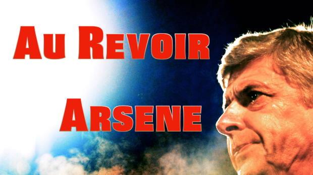 Au Revoir, Arsene! Top-Trainer huldigen Wenger