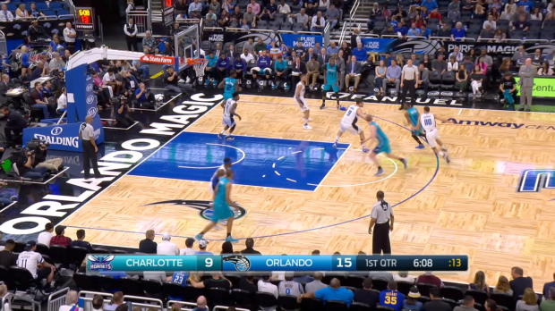 GAME RECAP: Hornets 109, Magic 102