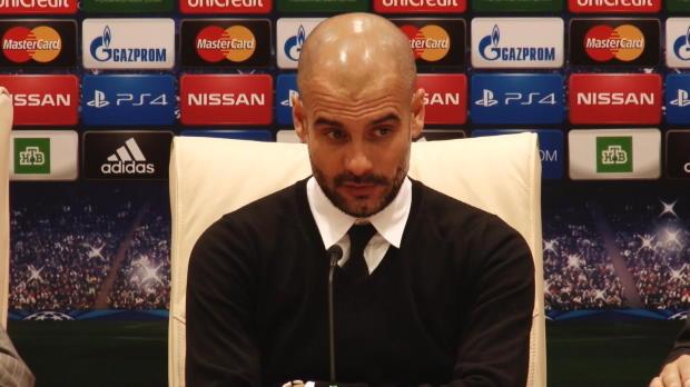 "Foot : LDC - Groupe E : Guardiola ""un peu surpris"""