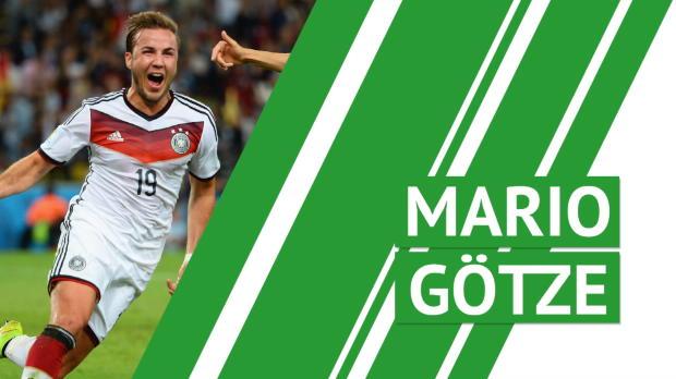 Verlässt er den BVB? Mario Götze im Profil
