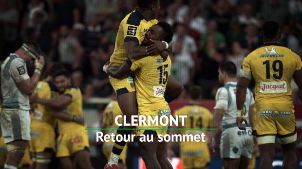 Top 14 - 4e j. : Clermont, retour au sommet