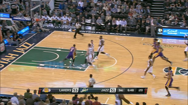 Block of the Night: Gordon Hayward
