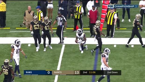Every Brandin Cooks catch vs. former team | NFC Championship Game