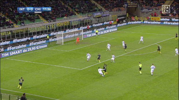Inter Mailand - Chievo