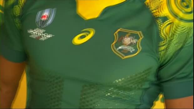 CdM - L'Australie dévoile son maillot vert