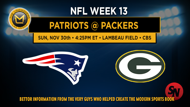 New England Patriots @ Green Bay Packers