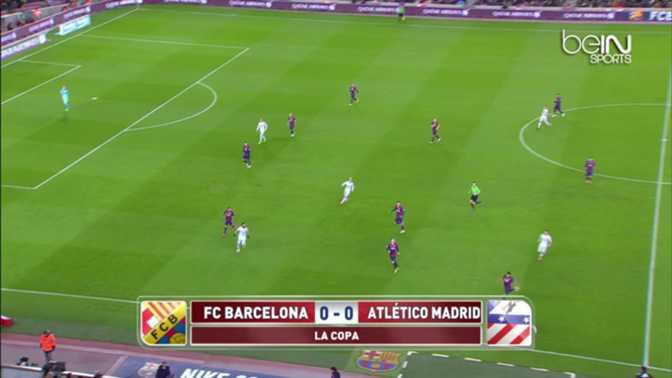 Coupe du Roi : FC Barcelone 1-0 Atlético