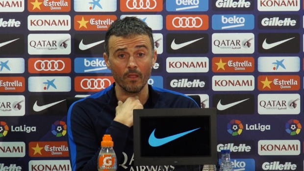 Messi-Zukunft? Barca-Coach Enrique ist es Leid