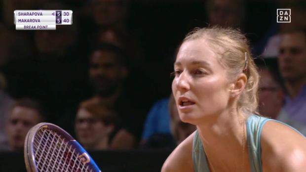 Sharapova - Makarova