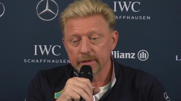 Becker fordert: Mit Sport gegen Rassismus