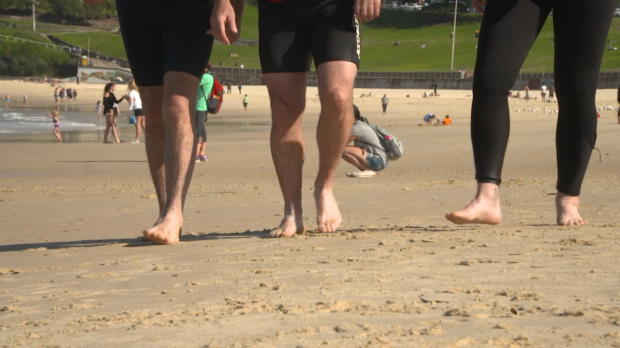 Liverpool-Legenden als Baywatch-Stars