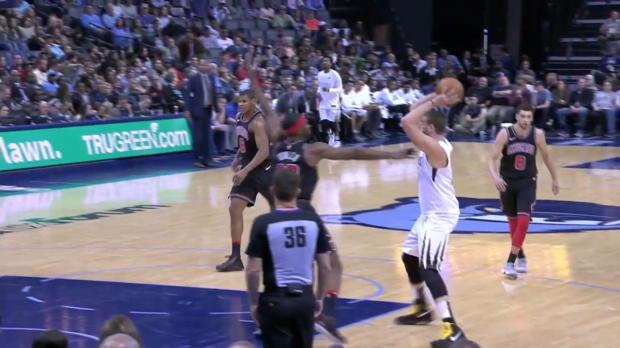 WSC: Marc Gasol 21 points vs the Bulls