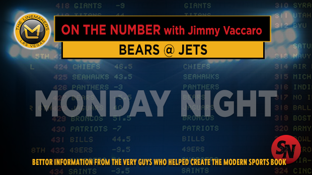 Jimmy V on Bears @ Jets