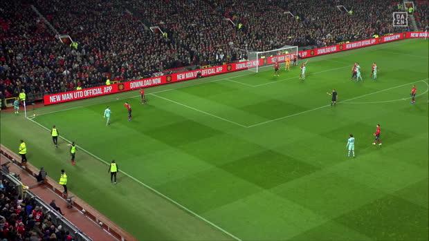 Premier League: Man United - Arsenal | DAZN Highlights