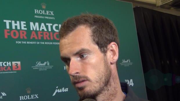: NEWS - Roland-Garros - Murray - ''Federer peut l?emporter''