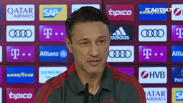 Kovac über Titelträume, Rudy und Müller