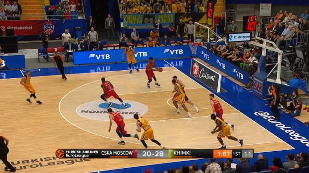 Basket : Playoffs - De Colo contré mais vainqueur