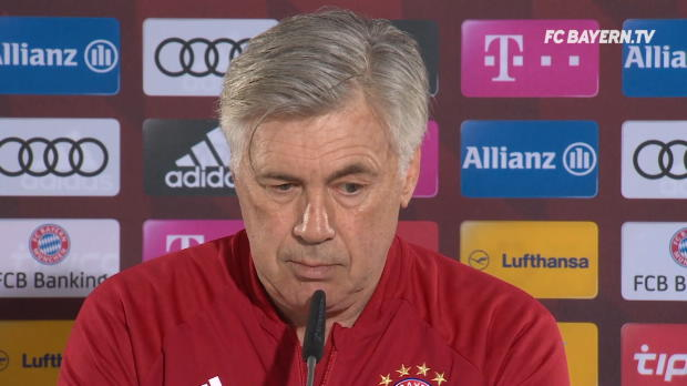 """Ancelotti: """"HSV eine gefährliche Mannschaft"""""""